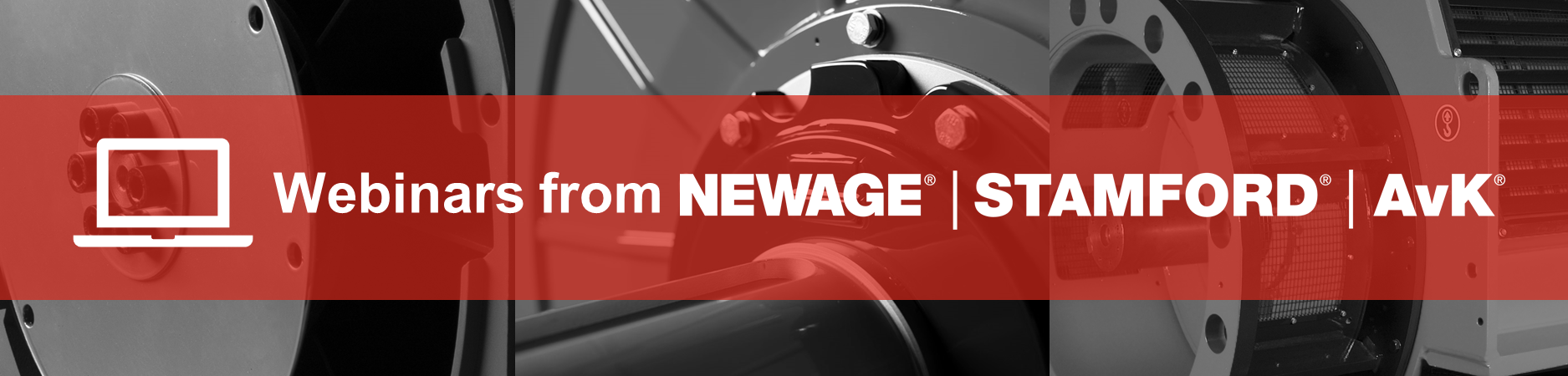 Webinars from NEWAGE® | STAMFORD® | AvK®